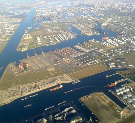 Amsterdam_Westpoort_Aerial